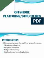Offshore Platforms Latest
