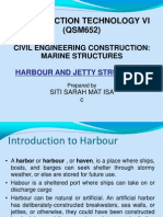 Harbour and Jetty Structures