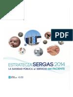 Estrategia Sergas 2014