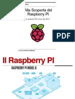 Alla Scoperta Del Raspberry PI