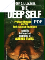 John C Lilly - The Deep Self