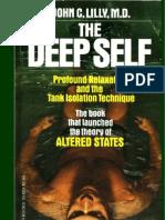 John C Lilly - The Deep Self