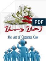 Customer care and Telesales