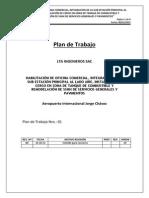 Plan de Trabajo Habilitacion de Oficina Comercial