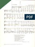 Bach - Lieder Chitarra Violoncello Voce