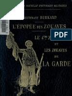 (1897) L'Epopee Des Zouaves