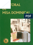 Cantoral de Misa Dominical_CPL