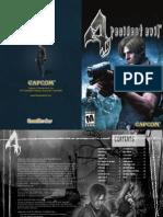 Resident Evil 4 - 2005 - Capcom Co., Ltd.