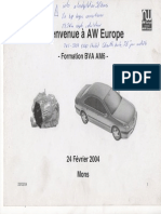 Boite Vitesse Auto AM6 Psa