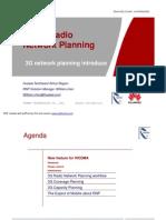 UMTS Radio Network Planning