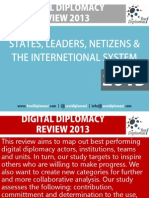 Digital Diplomacy Review 2013_Top101