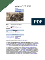 Guerra Greco1919 1922