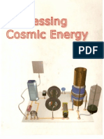 Harnessing Cosmic Energy[1]