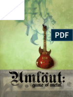 Umlaut-Game of Metal rpg
