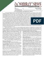 ZYA Weekly News (27 December 2014)
