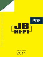 JB Hi Fi Annual Report