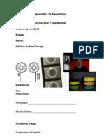 Trailer Booklet