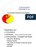 EP Com Business Procurement