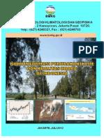Dokumen Buku Informasi Perubahan Iklim Dan Kualitas Udara