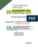 The Performance Appraisal System of HDFC SLIC by Parshuram Sahoo IILM BS HYD