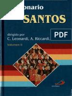 Leonardi Y Riccardi Y Zarri - Diccionario de Los Santos = 02 - J-Z