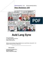 Military Resistance 12A3 Auld Lang Syne