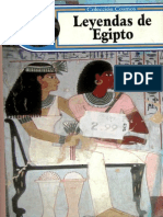 Brow, Kyle - Leyendas de Egipto