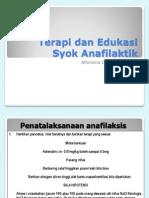 Terapi Dan Edukasi Syok Anafilaktik Alfon