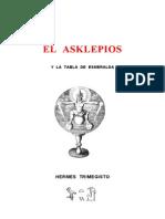 Hermes Trismegisto - Asclepios y La tabla de esmeralda [Libros en español - esoterismo]