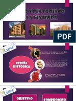 Banco de La Vivienda Exposicion