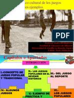 EL JUEGO POPULAR Y TRADICIONAL EN ESPAÑA