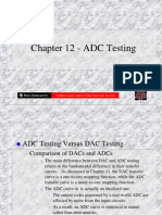 Chapter 12 - ADC Testing
