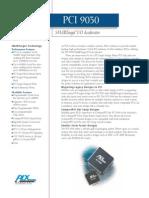 PCI 9030 Smart Target Accelerator