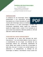 34541966 Manejo Anestesico Del Shock Hemorragico