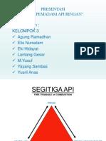 Presentasi K3 APAR