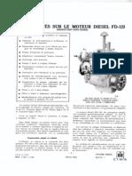 Moteur Fd123 Diesel Super Fcd
