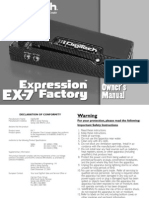 EX7Manual English Original