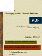 Managing Channel Relations