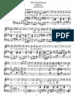 Schubert - Geistertanz, Der (Matthison)