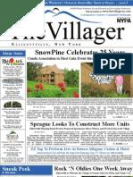 The Villager-Ellicottville
