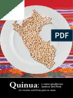 Recetario - Quinua y otros productos nativos del Perú.pdf