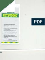 Mitsutomo Logo