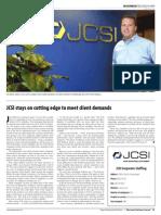 The JCSI Story