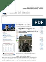 Visiones del mundo _ Ramiro Villapadierna - Melodía para dos osos