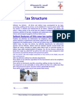 Single Tax Structure