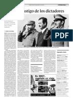 Ext061231 Sadam, Crimen y Castigo de Dictadores