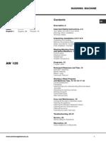 Aw125 Manual