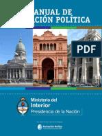 Manual de Formacion Politica Presidencia de la nacion