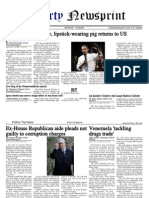 Libertynewsprint 9-10-09 Edition