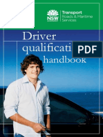 Driver Qualification Handbook